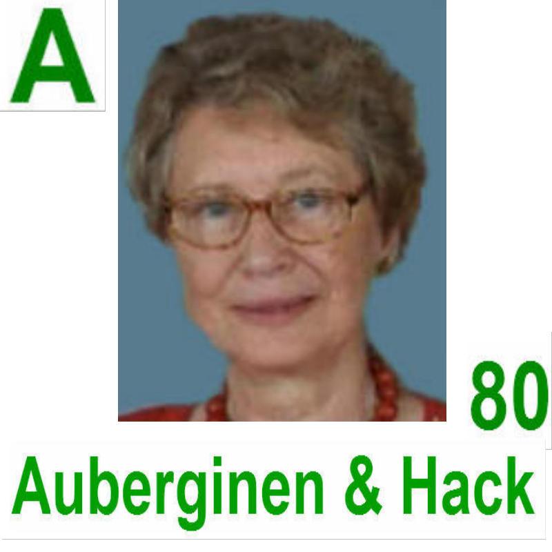 Auberginen 80 | von Anette