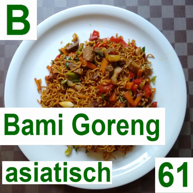 Bami asia 61 | vonMich