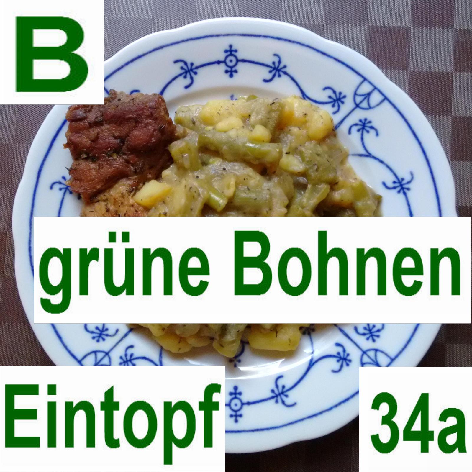 Bohnen Eintopf 34a | vonMich